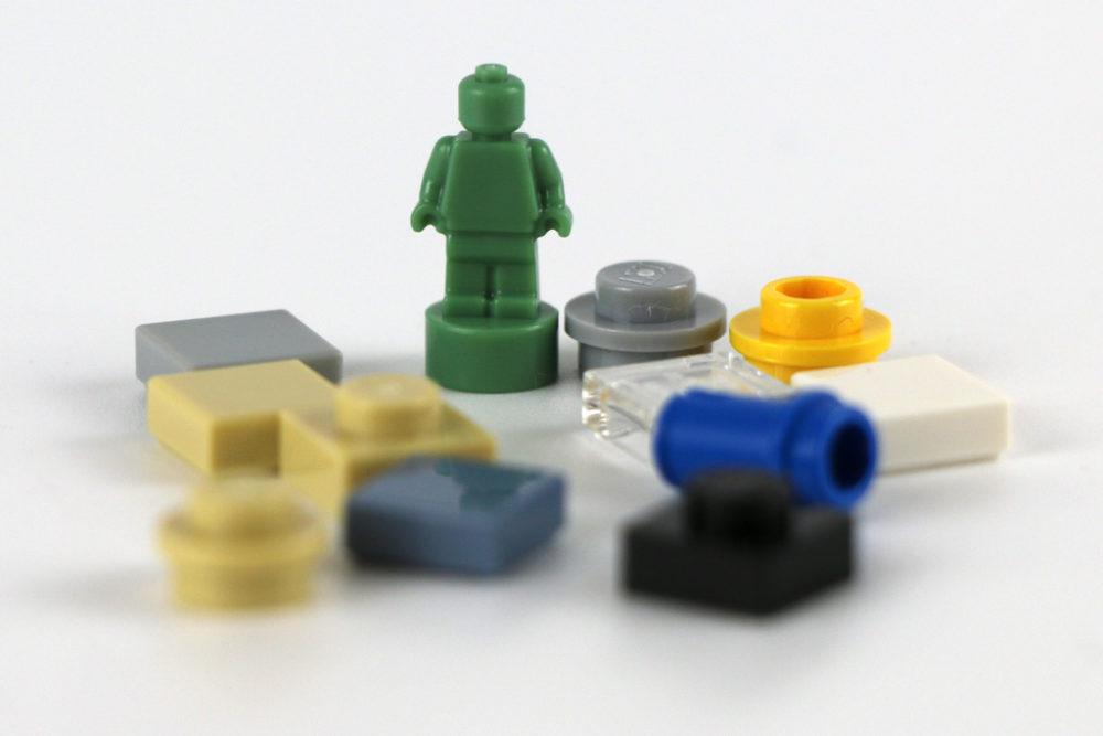 Lego Sets Zusammengebaut Steine Bleiben übrig Freude An Den