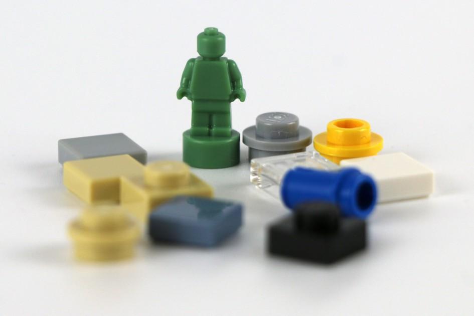 Legosteine, die übrig bleiben: Extra Bricks | © Andres Lehmann