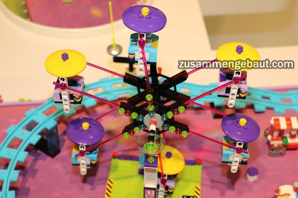 A small Ferris Wheel | © Andres Lehmann / zusammengebaut.com