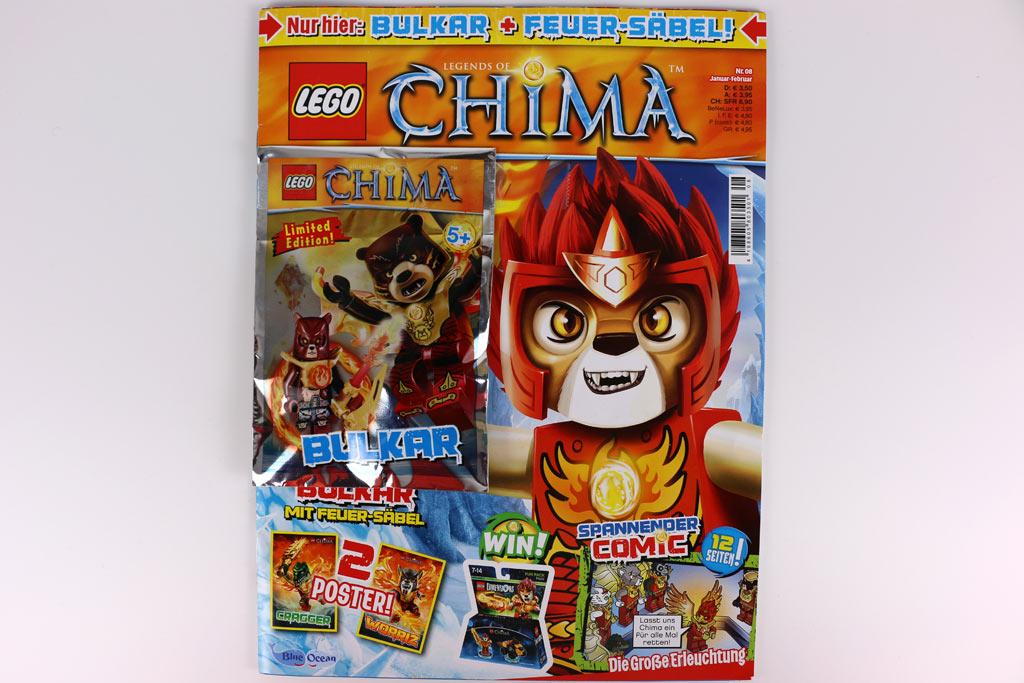 Das Ende von Lego Chima | © Andres Lehmann