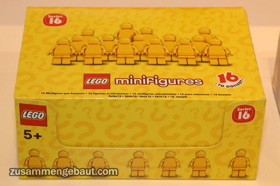 Release in fall: Lego minifigures series 16 | © Andres Lehmann / zusammengebaut.com
