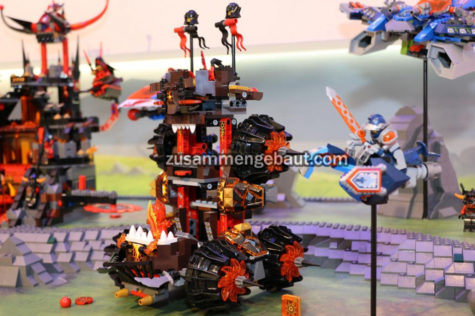 General Magmar's Siege Machine of Doom | © Andres Lehmann / zusammengebaut.com