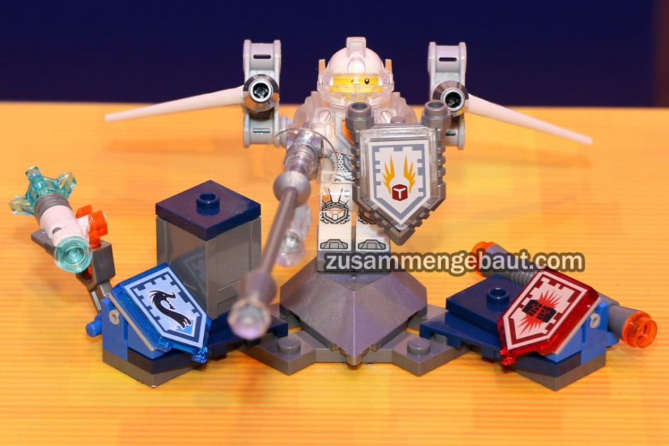 Lego Dimensions Building Powers
