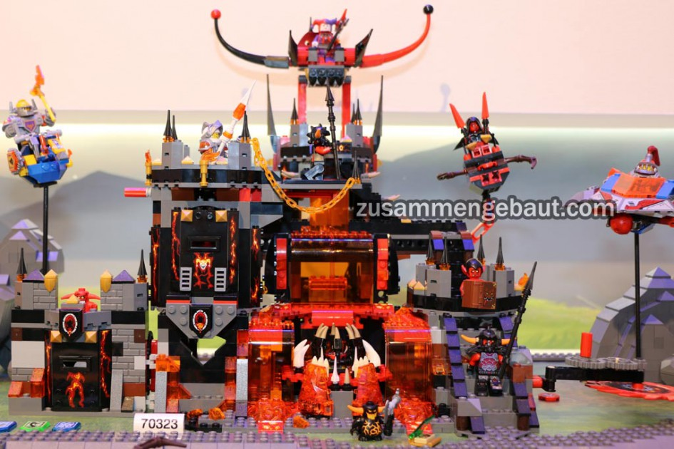 Spielzeug Rund Um Den Neuen Superhelden: Lego Nexo Knights: Zehn Neue Sets Ab Juni 2016 Im Handel