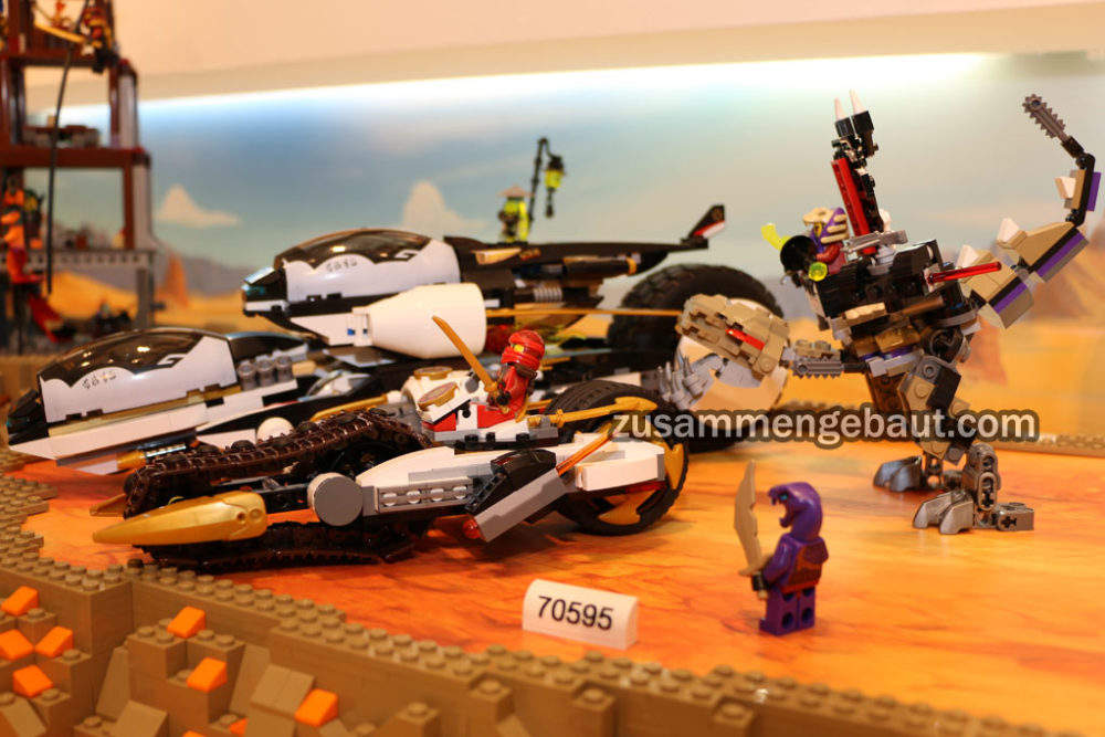 Toy Fair 2016 Seven New Lego Ninjago Sets Will Be Released In