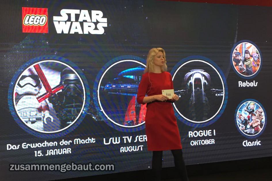 Lego Star Wars: Die Machtg ist erwacht | © Matthias Kuhnt / zusammengebaut.com