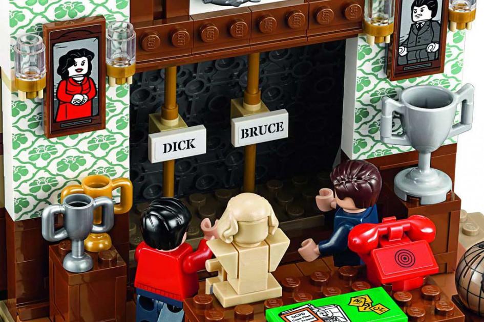 Und los gehts!   © LEGO Group