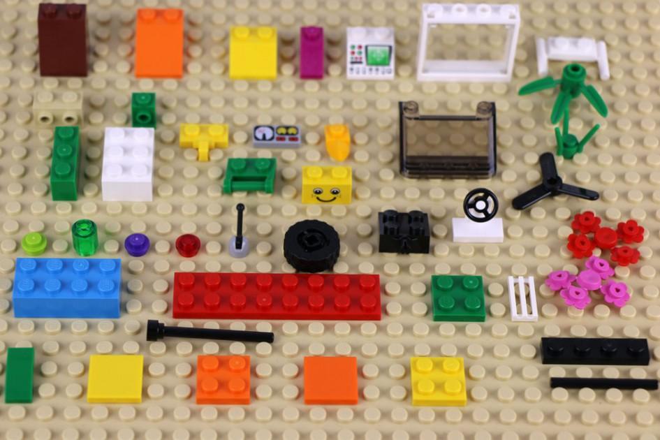 Stein um Stein: Lego Store Hamburg | © Andres Lehmann