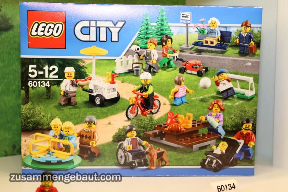 Lego City und der Spaß im Park | © Andres Lehmann / zusammengebaut.com