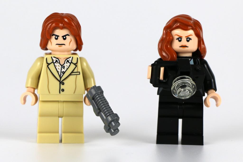 Lex Luthor und Lois Lane | © Andres Lehmann / zusammengebaut.com