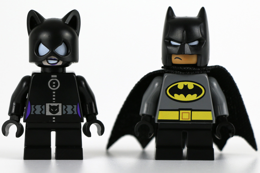 The Batman The Cat And The Bat Youtube