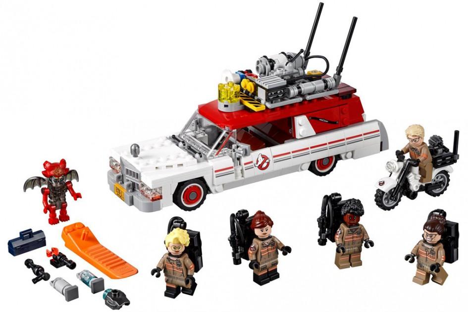 Neuer Ecto-1! | © LEGO Group
