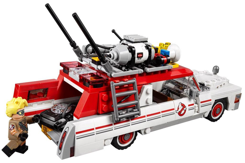 Da passt viel rein! | © LEGO Group