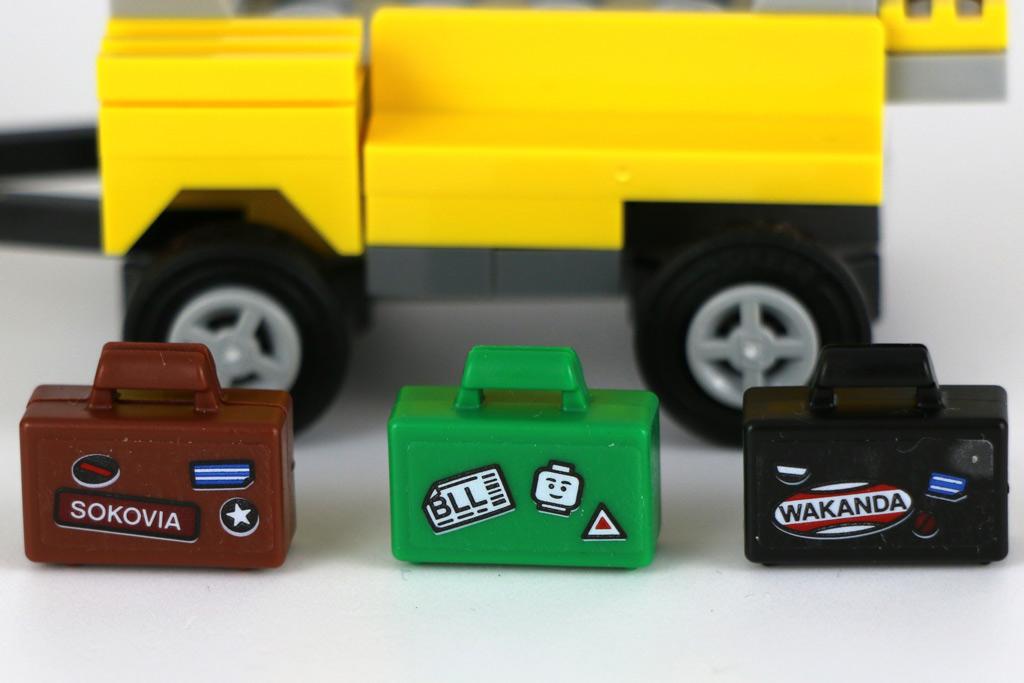 Koffer mit Sticker | © Andres Lehmann / zusammengebaut.com