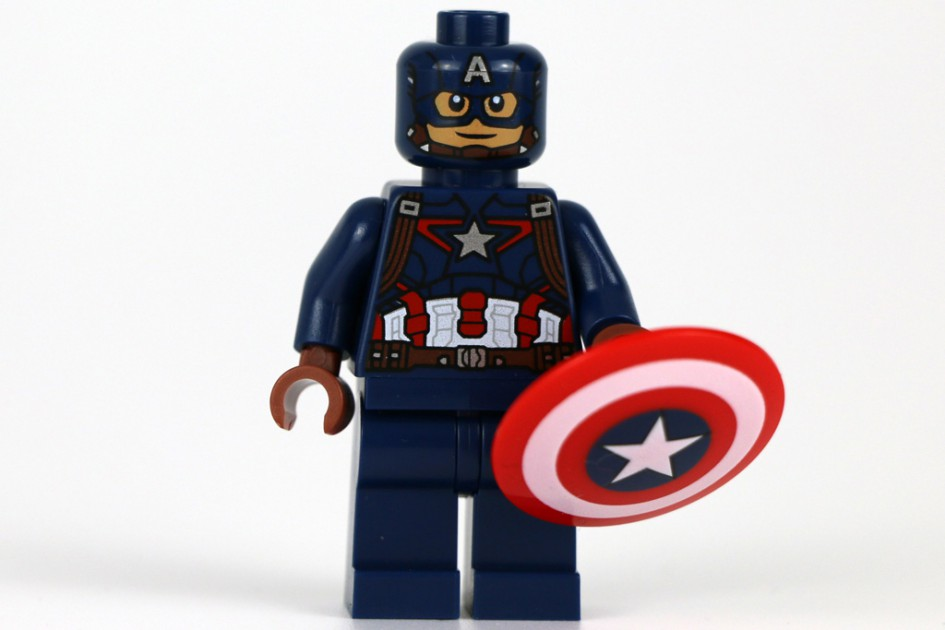 Captain America   © Andres Lehmann / zusammengebaut.com