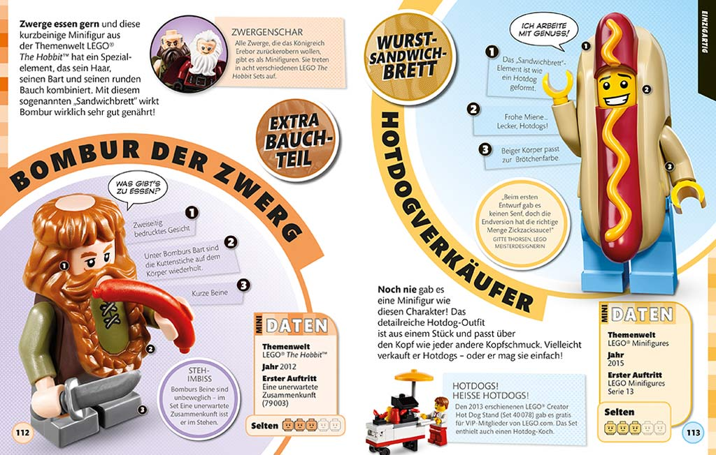 Zwerg und Hotdogverkäufer | © DK Verlag