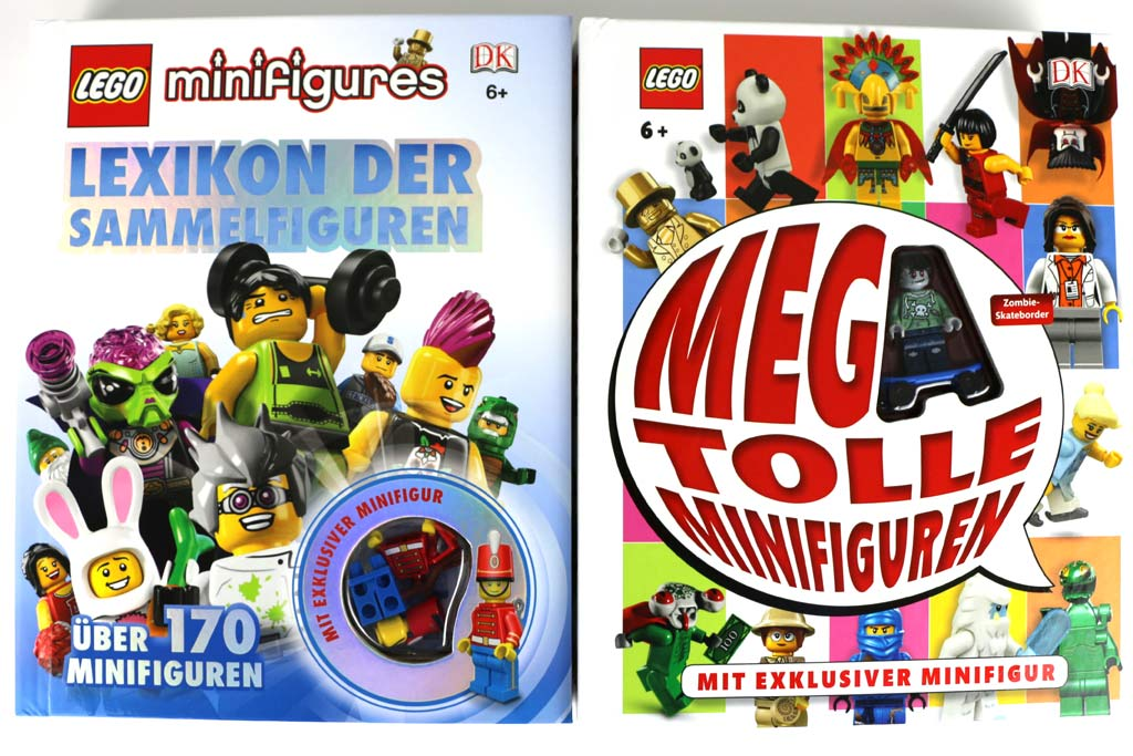 Altes und neues Minifiguren-Kompendium | © Andres Lehmann / zusammengebaut.com