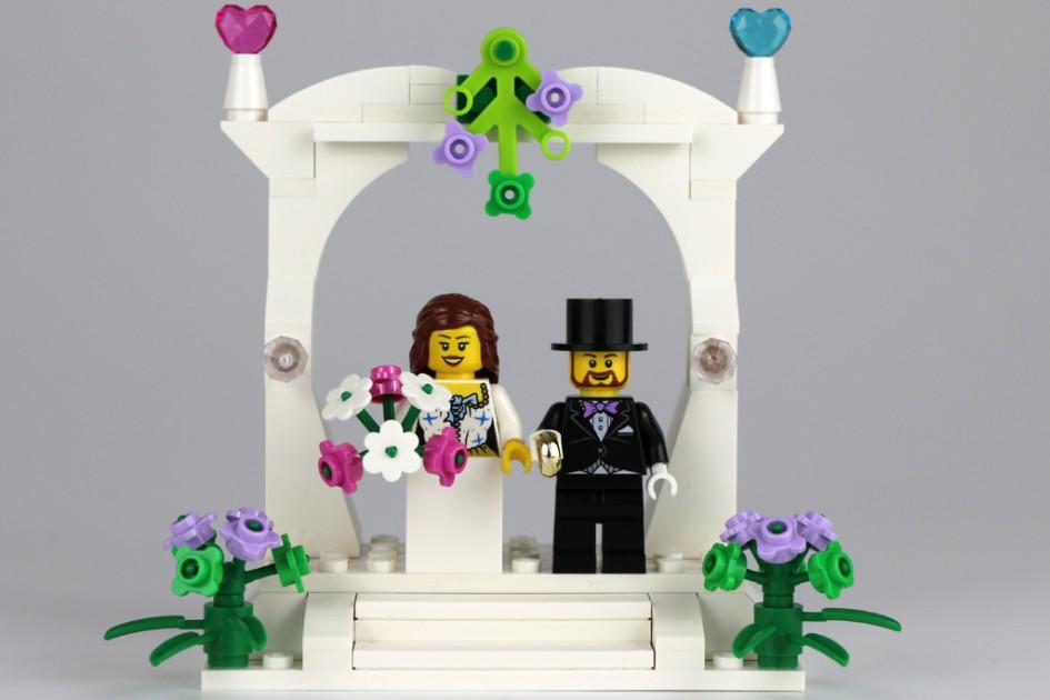 Hochzeit! | © Andres Lehmann / zusammengebaut.com