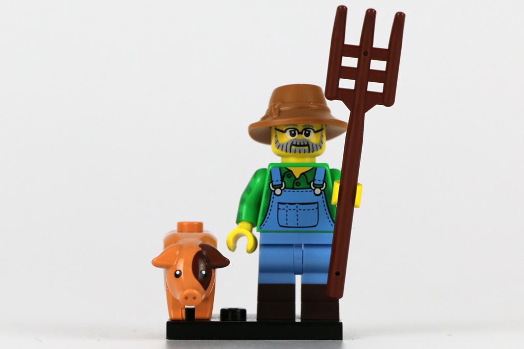 Dieser Bauer hat Schwein gehabt. | © Andres Lehmann / zusammengebaut.com