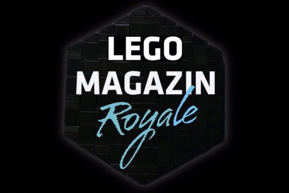 Lego Magazin Royal | © ZDF/ Mediathek Screenshot