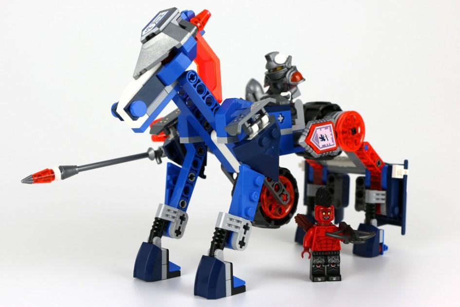 Lances Robo-Pferd   © Andres Lehmann / zusammengebaut.com