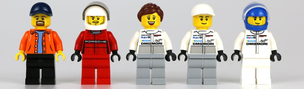 Fünf Minifiguren gehören dem Set an. | © Andres Lehmann / zusammengebaut.com