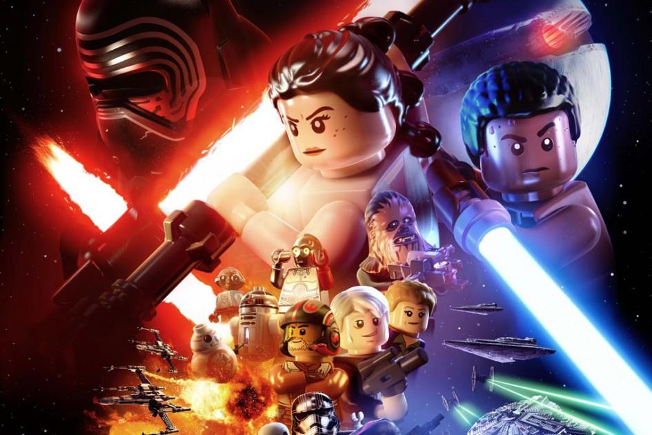 Die Macht erwacht in einem Videospiel! | © LEGO Group