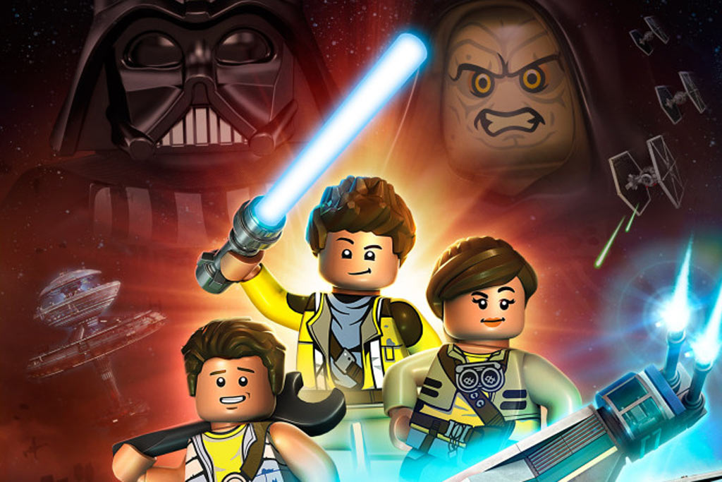 Lego Star Wars The Freemaker Adventures | © Lego Group / Lucasfilm