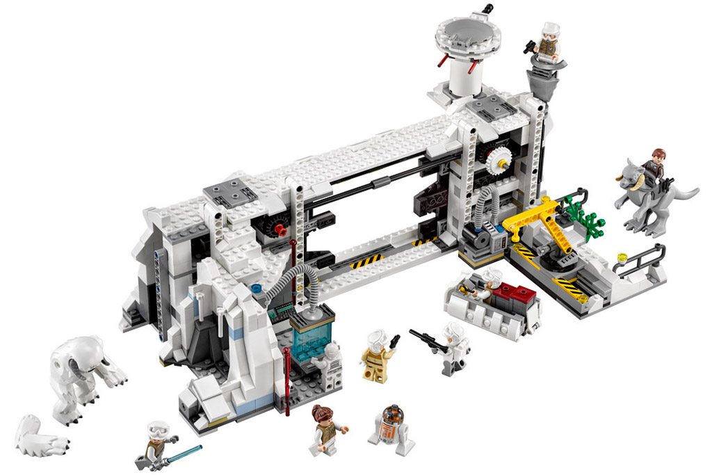 Das... Tor zum eisigen Geschehen. | © Lego Group