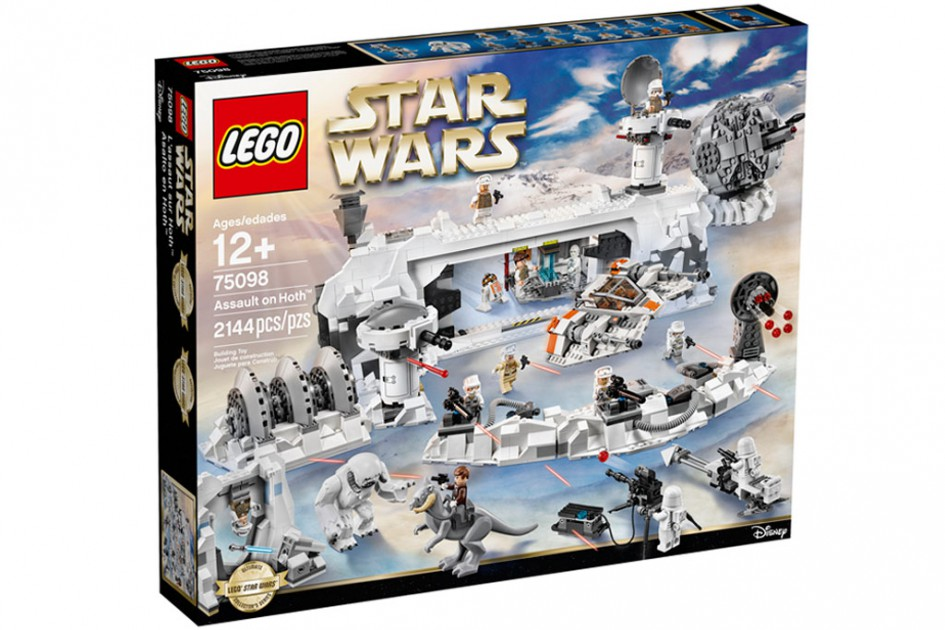 Achtung, hier kommt ein Karton! | © Lego Group