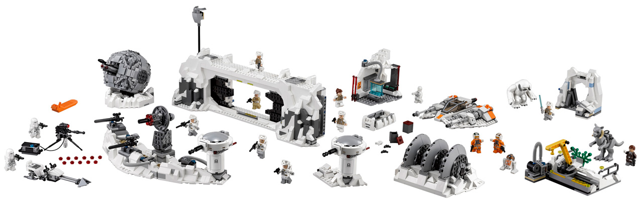 Angriff auf Hoth | © Lego Group
