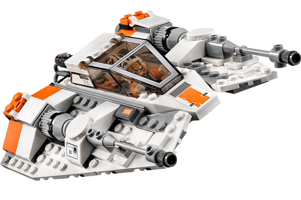 lego star wars ucs set angriff auf hoth erscheint am 30 april zusammengebaut. Black Bedroom Furniture Sets. Home Design Ideas