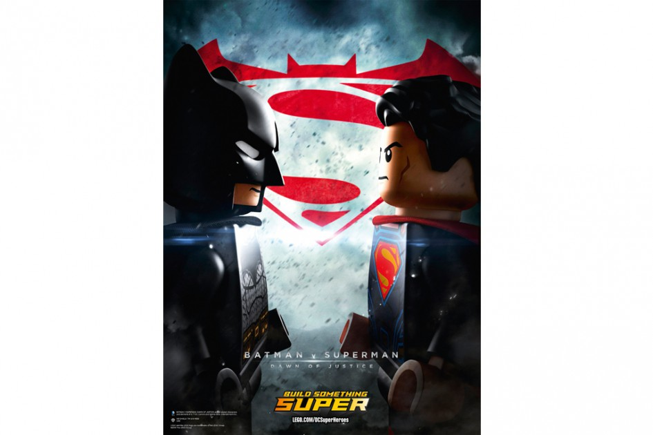 Batman v Superman | © LEGO Group / Warner Bros.