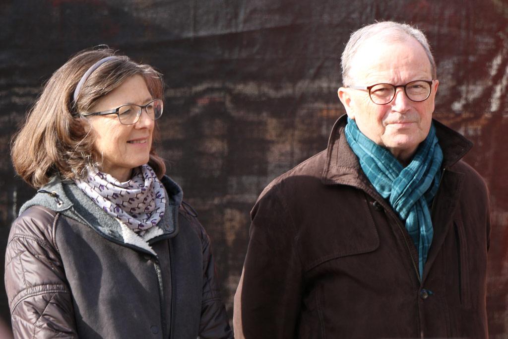 Camilla and Kjeld Kirk Kristiansen   © Andres Lehmann / zusammengebaut.com