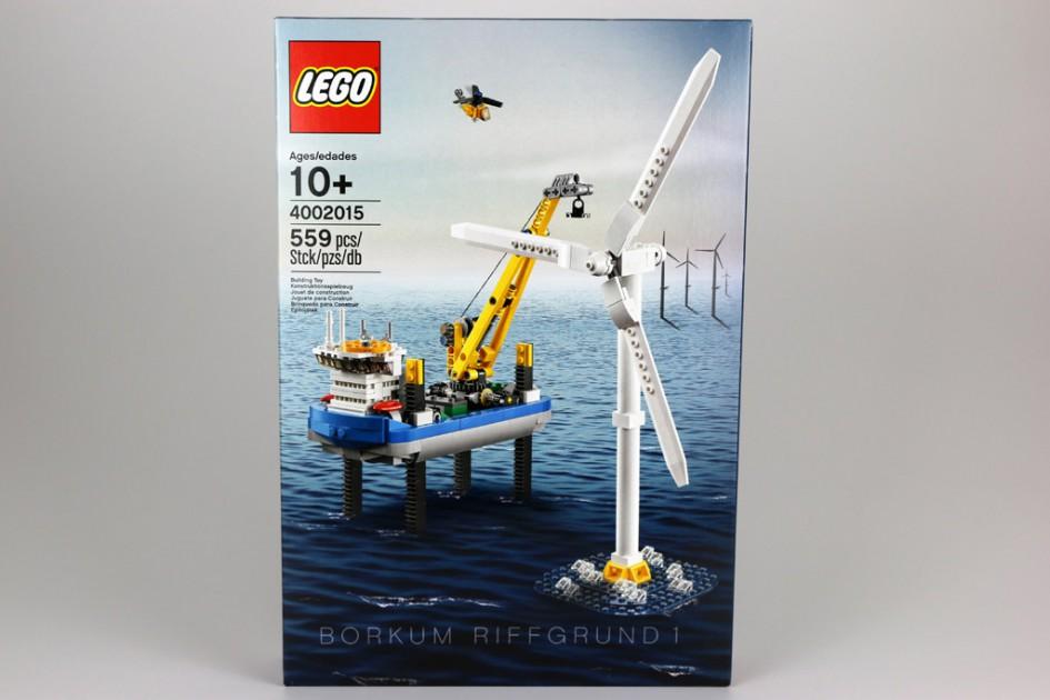 Box: Lego Borkum Riffgrund 1 | © Andres Lehmann / zusammengebaut.com
