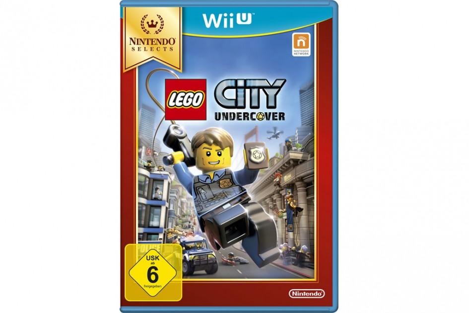Lego City Undercover   © Nintendo / TT Games
