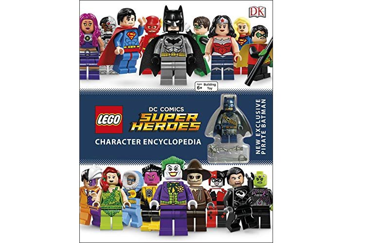 Lego DC Comics Super Heroes Character Encyclopedia | © DK Books