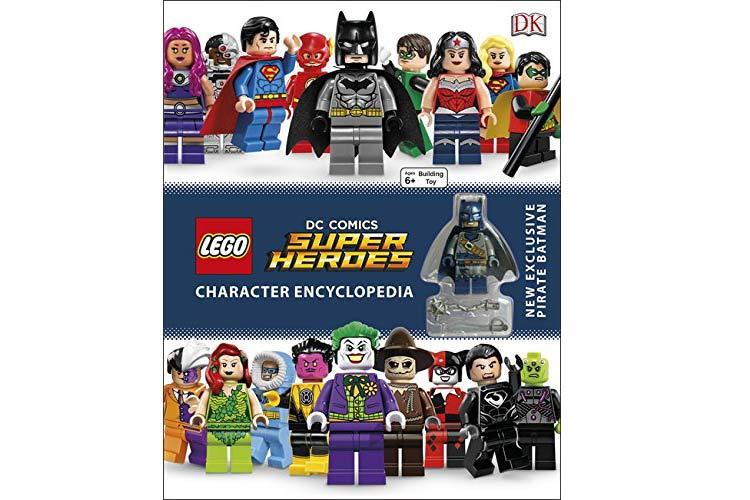 Lego DC Comics Super Heroes Character Encyclopedia | © DK Books