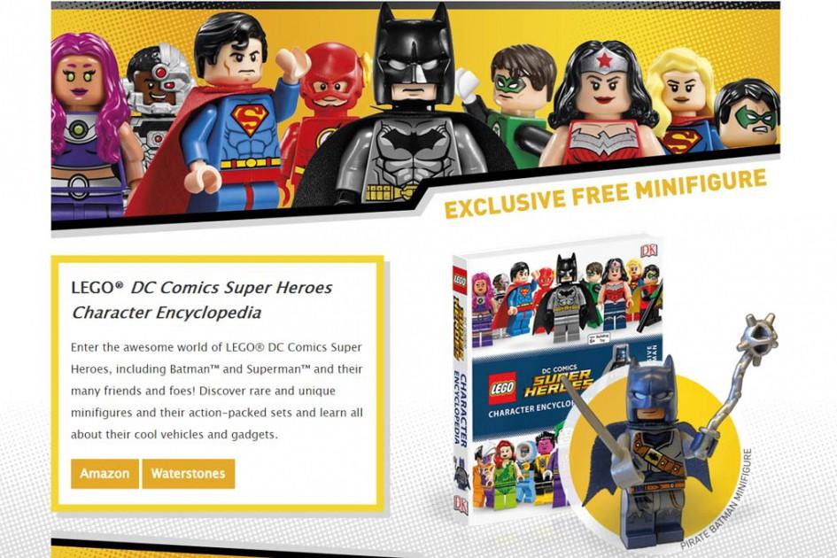 Shoppen vor Ostern: Lego lockt mit doppelten Punkten und Oster-Minifigur | © DK Books