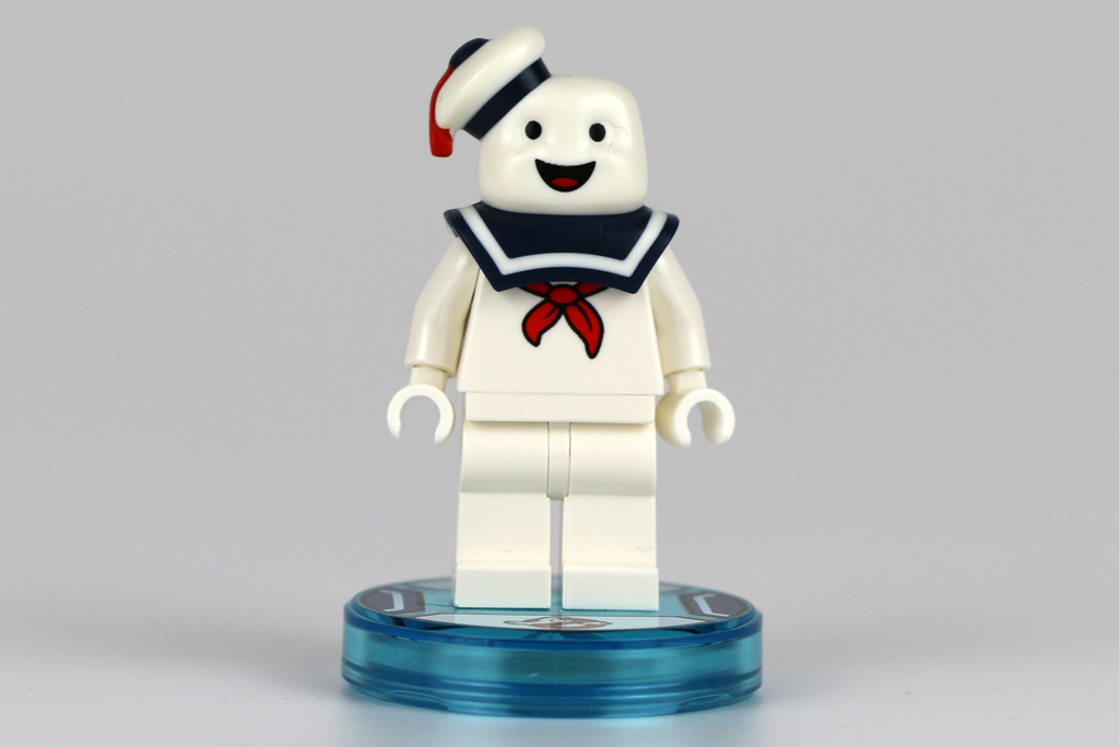 Stay Puft Marshmallow Man Minifigur | © Andres Lehmann / zusammengebaut.com