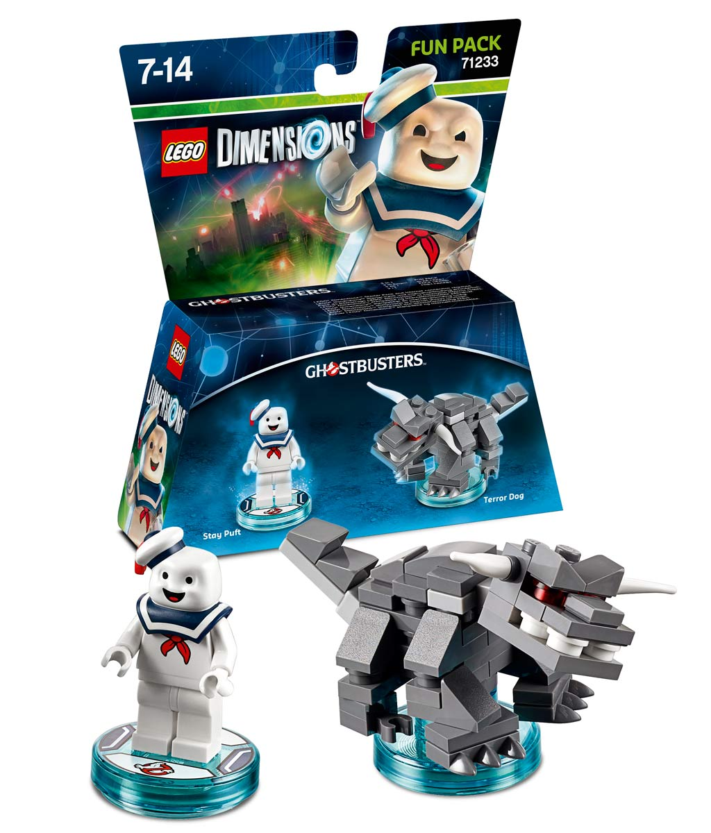 Stay Puft Marshmallow Man! | © Warner Bros. Interactive Entertainment