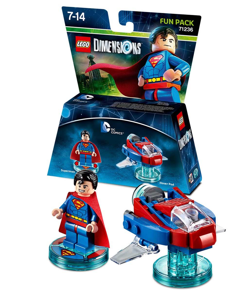 Superman und sein... Raumschiff   © Warner Bros. Interactive Entertainment
