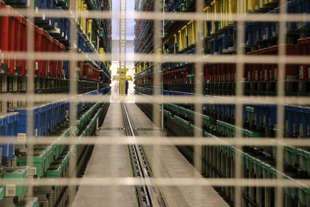 Lagerhalle | © Andres Lehmann / zusammengebaut.com
