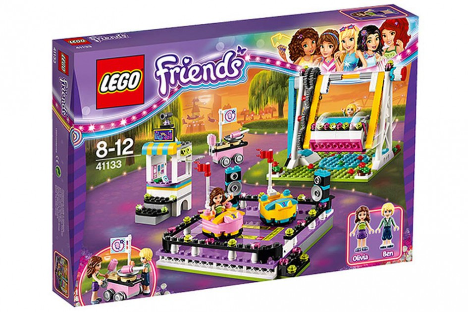 Lego Friends Autoscooter   © LEGO Group
