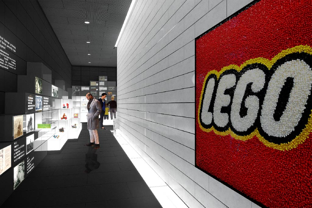 Lego House: History Collection | © LEGO Group