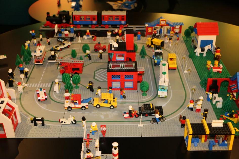 Lego City der 80er Jahre | © Andres Lehmann / zusammengebaut.com