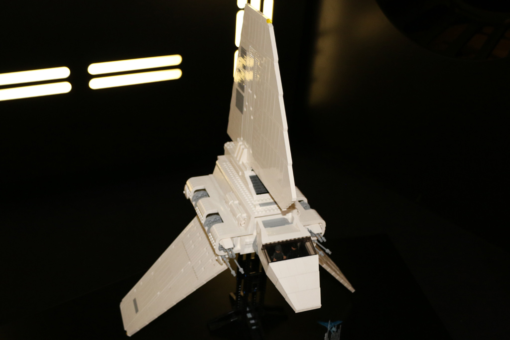 Lego Star Wars Imperial Shuttle (10212) | © Andres Lehmann / zusammengebaut.com