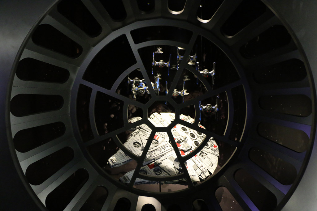 Lego Star Wars UCS Mellenium Falcon (10179) | © Andres Lehmann / zusammengebaut.com