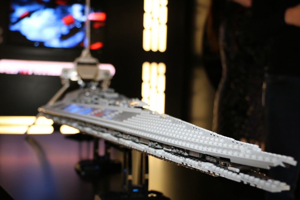 Lego Star Wars Super Star Destroyer (10221) | © Andres Lehmann / zusammengebaut.com