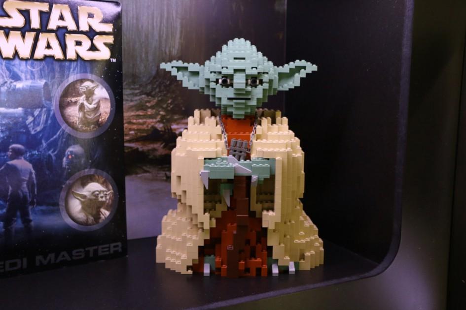 Lego Star Wars Yoda (7194) | © Andres Lehmann / zusammengebaut.com